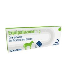 Equipalazone 1 g oral powder for horses and ponies