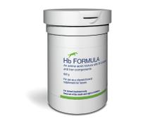 Hb Formula nutritional supplement for horses