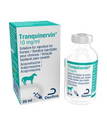 Tranquinervin 10 mg/ml solution for injection for horses