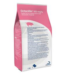 Octacillin® 697 mg/g Powder for pigs